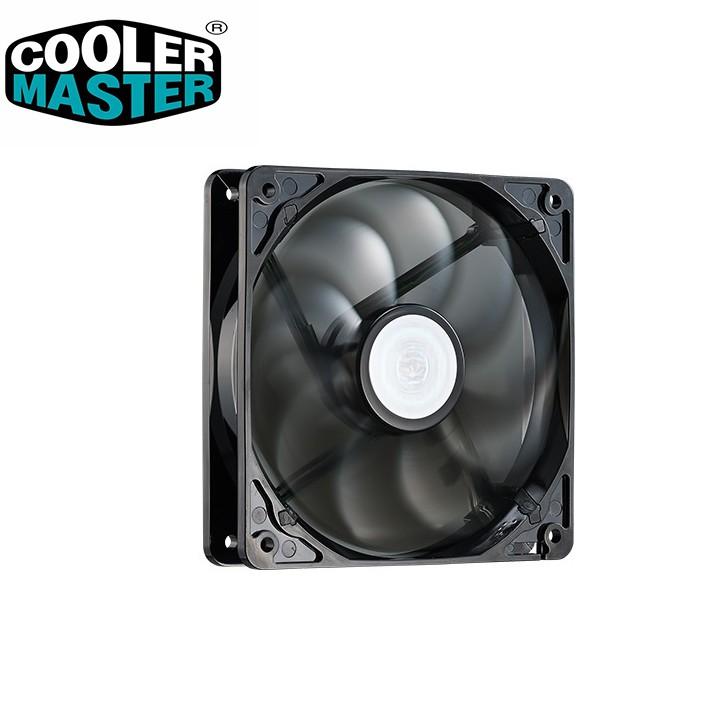 Fan Case 12cm Cooler Master SickleFlow 120 - quay êm, hiệu năng mạnh mẽ