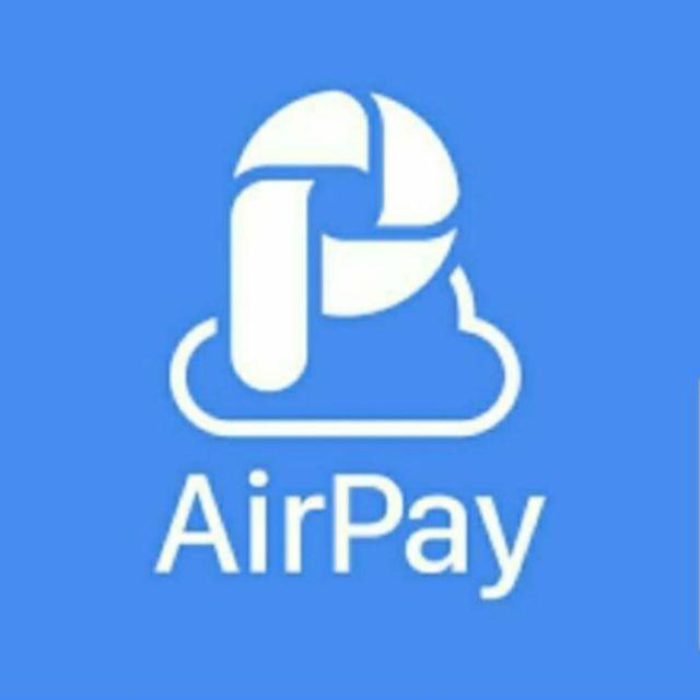 บัตรเติม Airpay Wallet