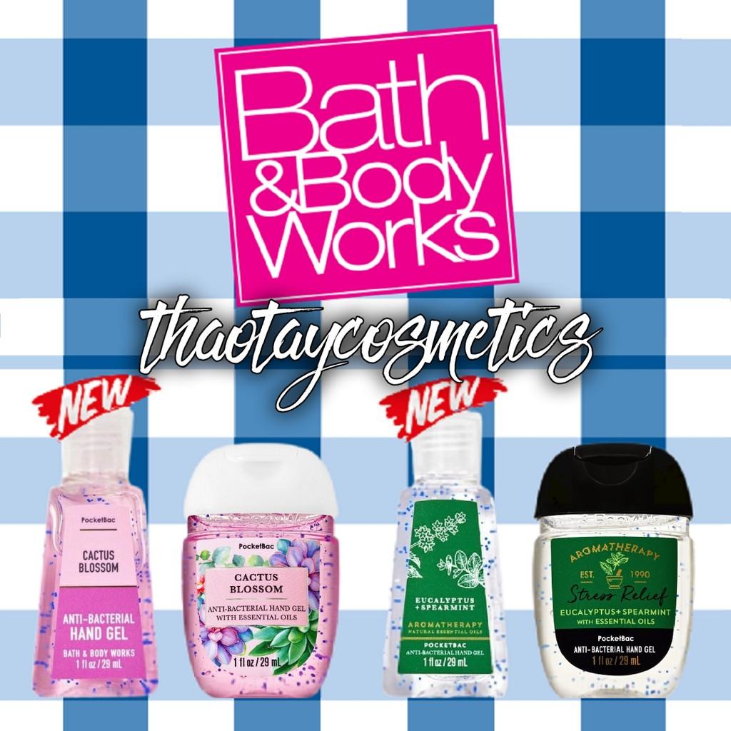 Gel rửa tay khô Bath and Body Works của Mỹ (29ml)