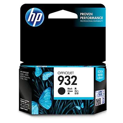 Mực in HP 932 Black Original Ink Cartridge (CN057AA) - Hàng chính hãng