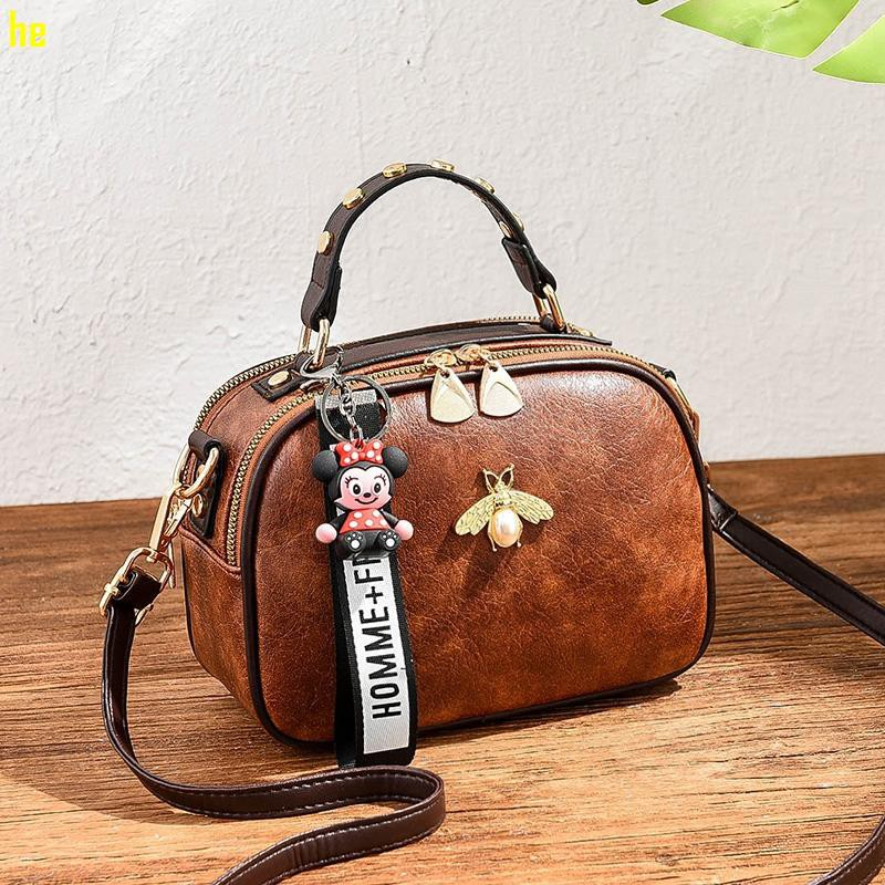 New small bag female 2019 new wave Korean fashion ladies wild single shoulder sl