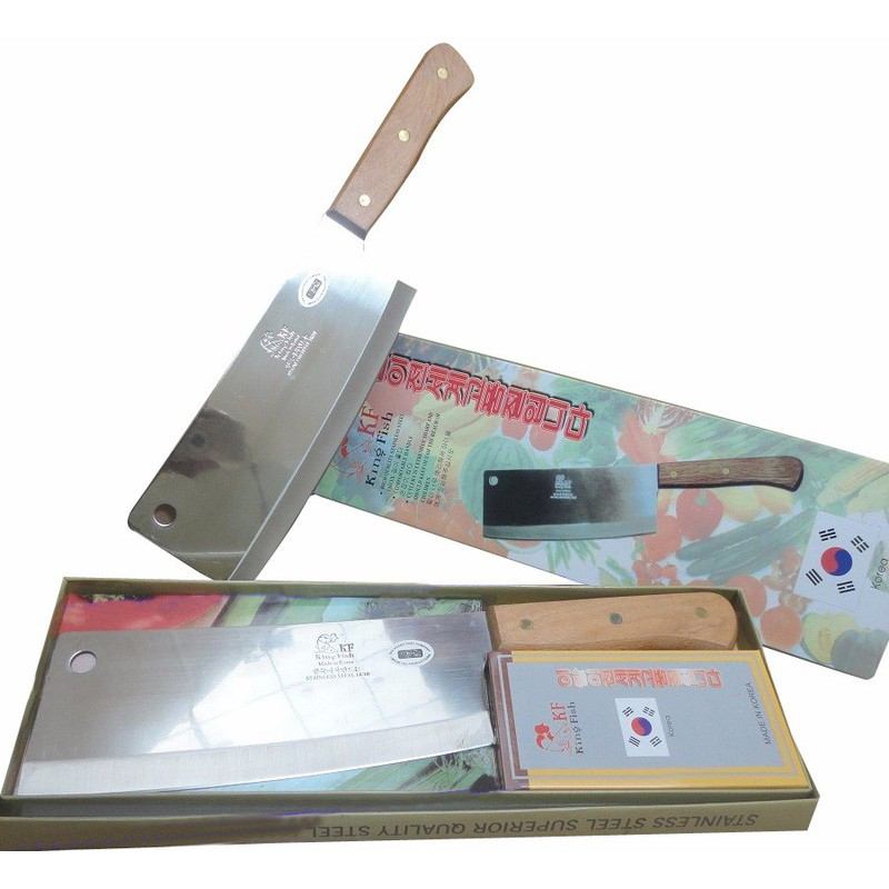 Dao chặt xương siêu bén King Fish Hàn Quốc