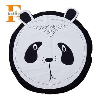 Baby Game Pad Crawling Carpet Bedding Blanket Cotton About 90Cm Panda