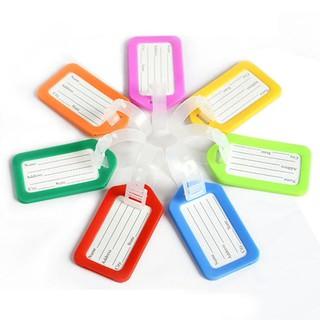 Thẻ tên treo vali TRIP nhiều màu thumbnail