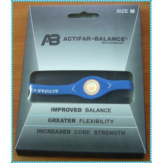 Vòng đeo tay năng lượng Actifar Balance
