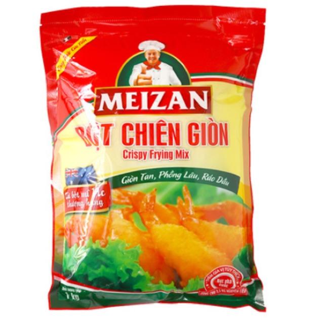 Bột chiên giòn Meizan 1kg