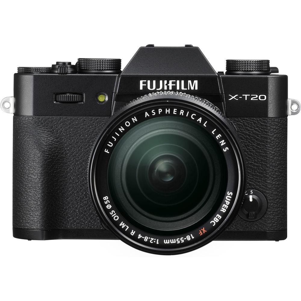 Máy ảnh FujiFilm X-T20 KIT 18-55mm F/2.8-4 R LM OIS lens
