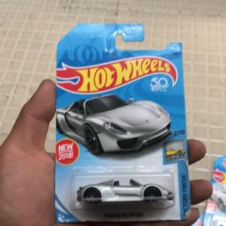 Hotwheels Porsche 918 Spyder