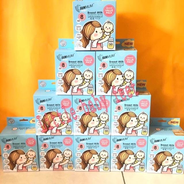 Túi trữ sữa SUNMUM loại 50 túi hàng Thái Lan mẫu 2018, 2019 - 23072609 , 1698546404 , 322_1698546404 , 80000 , Tui-tru-sua-SUNMUM-loai-50-tui-hang-Thai-Lan-mau-2018-2019-322_1698546404 , shopee.vn , Túi trữ sữa SUNMUM loại 50 túi hàng Thái Lan mẫu 2018, 2019