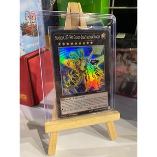 Lá bài thẻ bài Yugioh Number C107 Neo Galaxy-Eyes Tachyon Dragon – Super Rare – Tặng bọc bài nhựa bảo quản