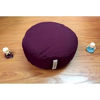Bồ đoàn (đệm, thảm, gối) ngồi Thiền trụ tròn – tròn dẹt ruột vỏ đậu xanh ngồi thoáng mát