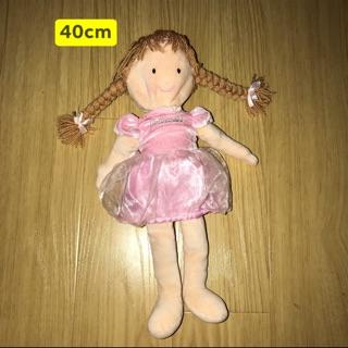 Búp bê bé gái- 40cm (đồ si tuyển)