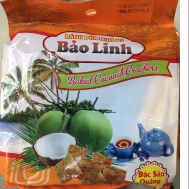 Bánh dừa nướng Bảo Linh – Đặc sản Quảng Nam