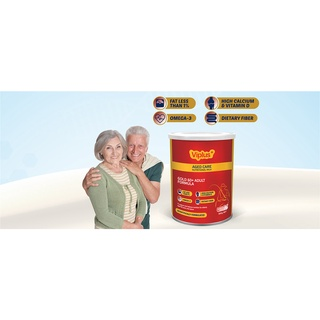 Sữa bột ViPlus GOLD 60+ Nutrinational Adult Formula 800g