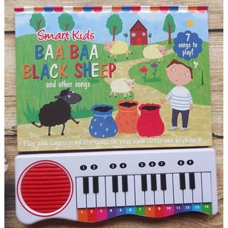 Cuốn sách Piano cho trẻ vừa chơi vừa học – Chú cừu nhỏ