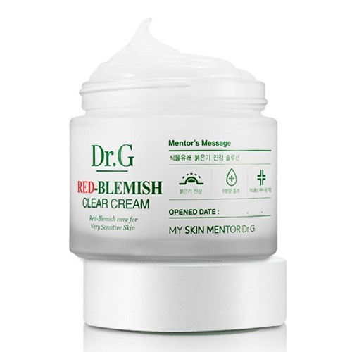 Kem Trị Mụn & Đỏ Da Dr,G Red Blemish Clear Cream - 2641242 , 341411168 , 322_341411168 , 520000 , Kem-Tri-Mun-Do-Da-DrG-Red-Blemish-Clear-Cream-322_341411168 , shopee.vn , Kem Trị Mụn & Đỏ Da Dr,G Red Blemish Clear Cream