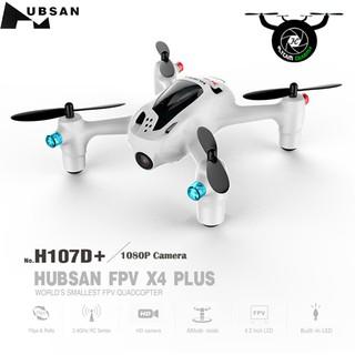 Flycam Hubsan H107D+ 5.8G FPV Phiên bản kèm Camera HD 1080P Plus