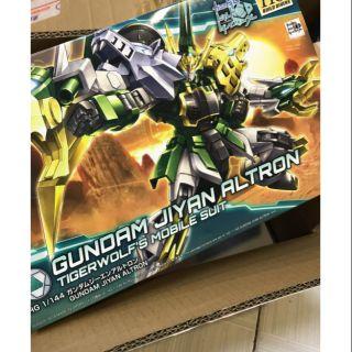 Mô hình đồ chơi lắp ráp gundam Jiyan altron