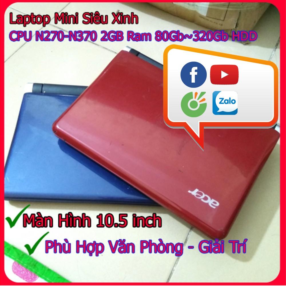 Laptop cũ Mini Chuyên Văn Phòng Giải Trí Xem Phim Nghe Nhạc Giá chỉ 1.190.000₫