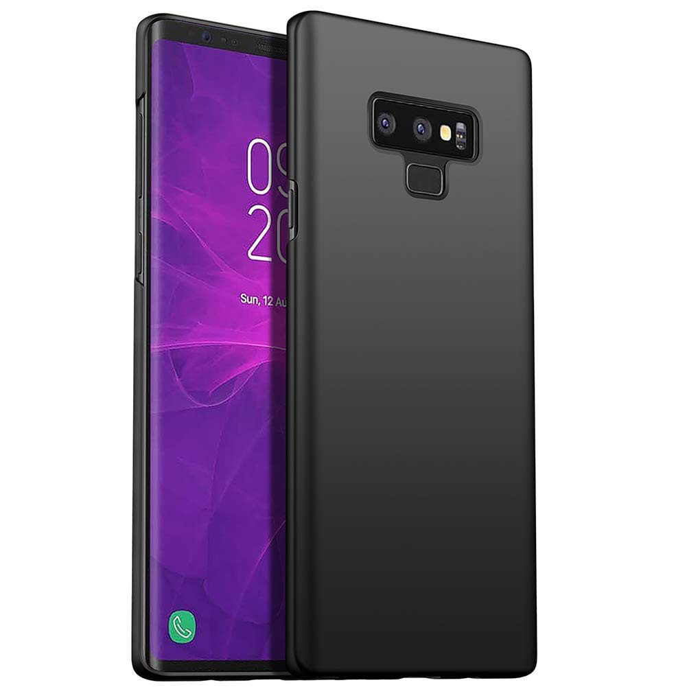 Samsung Galaxy Note 9 Case Hard Cover Frosted No Fingerprint
