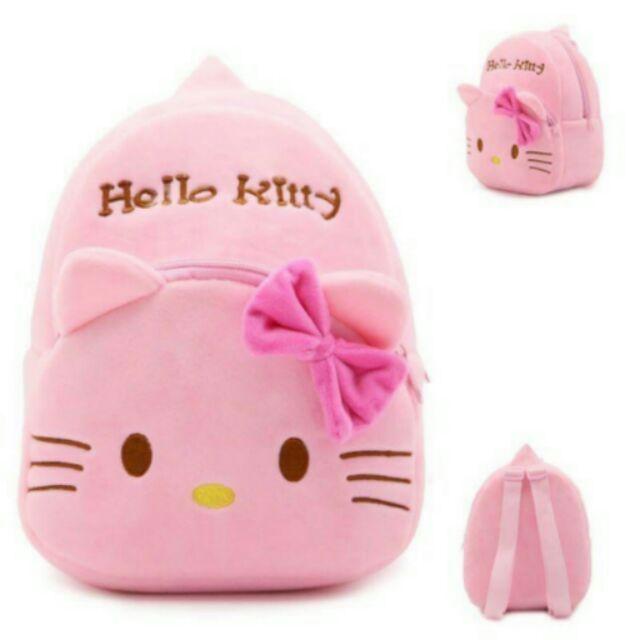Balo đi học cho bé Helo kitty