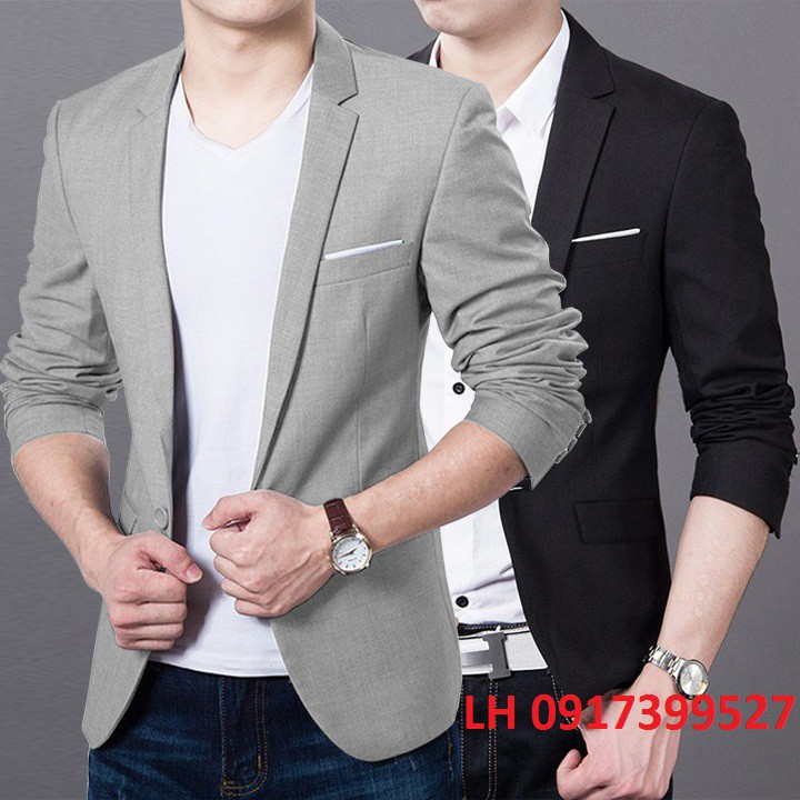 Áo vest nam thời trang Hàn Quốc
