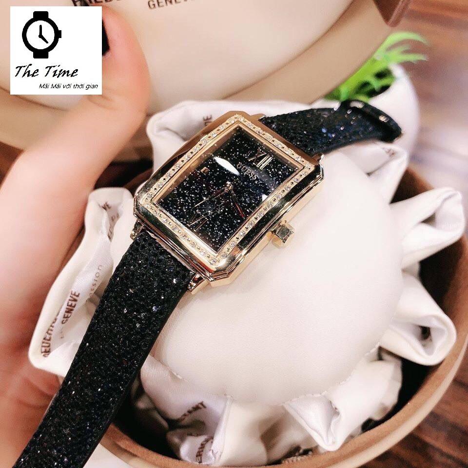 Đồng hồ nữ Chính Hãng GUESS ChiPU Mặt Vuông