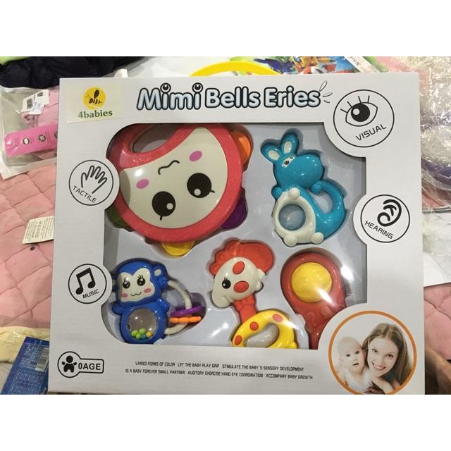Hộp đồ chơi xúc xắc 5 món Toys House 776-1