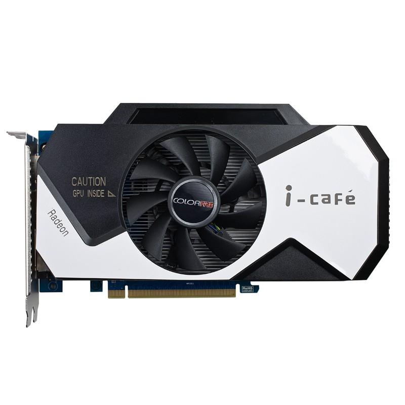 Card màn hình ColorFire Radeon R7 250 i-Cafe (R7-250-1GD5)