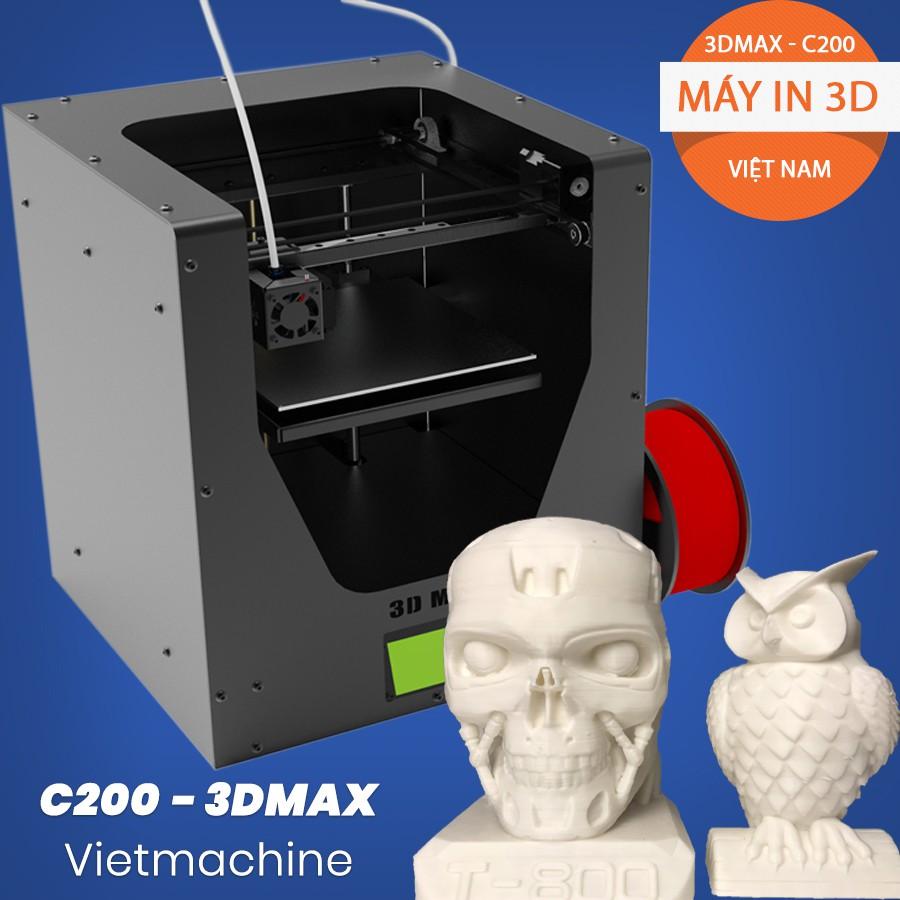 Máy in 3D C200 - 3DMax (Thương hiệu Việt Nam)