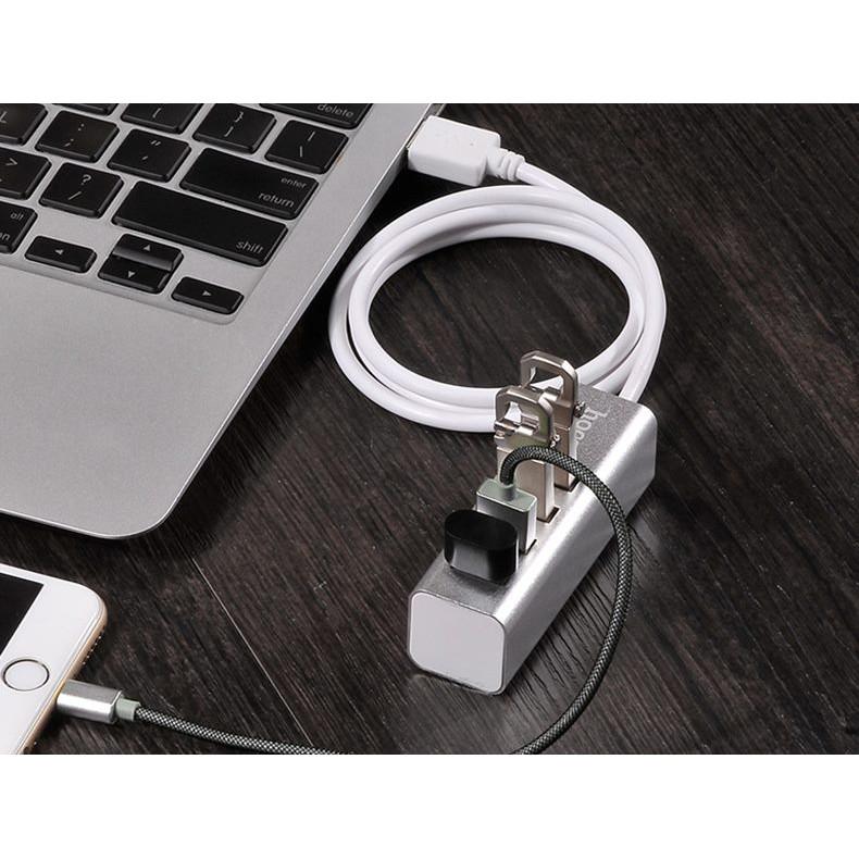 Bộ Chia Cổng USB Hoco HB1 Ports Hub USB X4