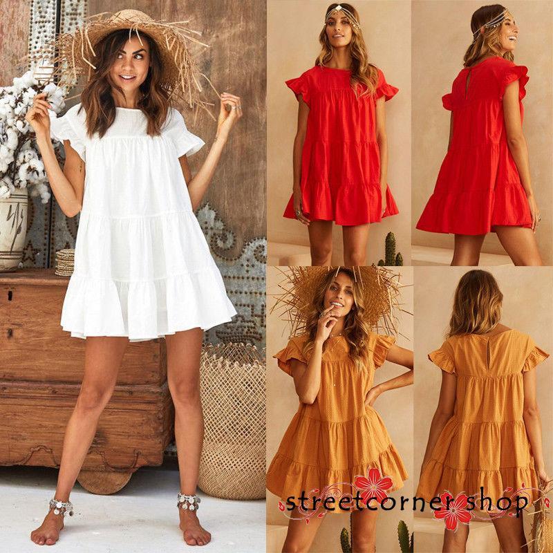 Đầm denim ngắn tay dáng ôm thời trang cho nữ - 15048301 , 2696500381 , 322_2696500381 , 172090 , Dam-denim-ngan-tay-dang-om-thoi-trang-cho-nu-322_2696500381 , shopee.vn , Đầm denim ngắn tay dáng ôm thời trang cho nữ