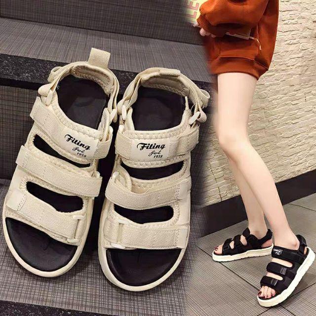 [Order] Dép quai hậu sandal 3 quai dán nam nữ