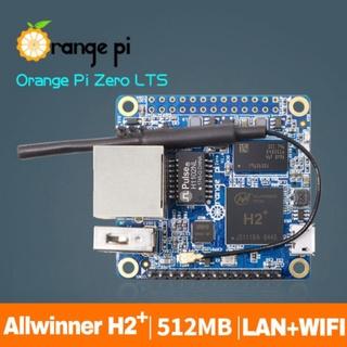 Máy tính nhúng Orange Pi Zero RAM 512MB H2 LAN WIFI phiên bản LTS tai3 thumbnail