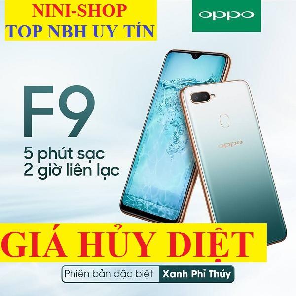 điện thoại Oppo F9 2sim 64G mới Fullbox