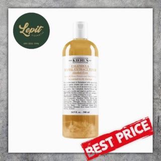 [Chính Hãng] Toner Kiehls Hoa Cúc 500ml - Kiehls Calendula Herbal Extract Alcohol-Free Toner 500ml