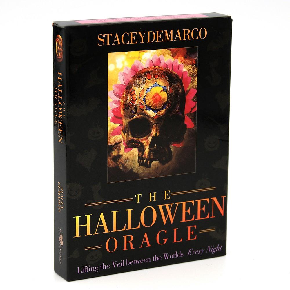 Thiệp Hóa Trang Halloween Sáng Tạo