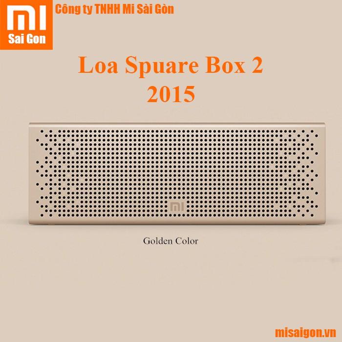 Loa Spuare Box 2 2015
