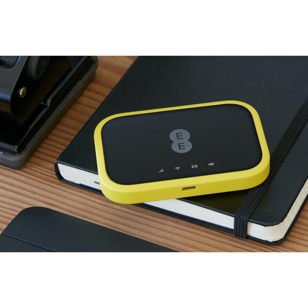 Bộ Phát Wifi Di Động 4G Alcatel EE70 mới 100%, Tốc Độ 4G 300Mbps, Pin 2150mAh, Wifi 802.11ac. Hỗ Trợ 20 user Giá chỉ 1.290.000₫