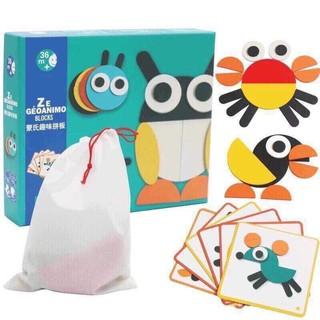 [FREE SHIP 99K] Combo 10 Bộ đồ chơi giáo dục theo phương pháp Montessori Fun Board