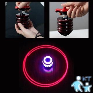 Con Quay Đồ Chơi Fidget Spinner Với Đèn Led 7 Màu