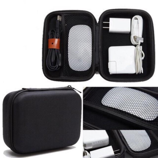 Túi Đựng Sạc Cáp Laptop Macbook Surface Phụ Kiện Tiện Ích HOPPK-1