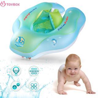 Baby swimming ring lying with seat pocket anti-slide children swimming ring armpit ring Swimbobo