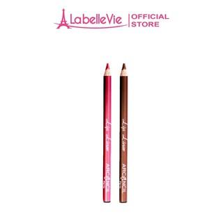 Kẻ viền môi Arcancil Lip Liner Lip Contour Pencil Ultra Precise Line 1.1gr thumbnail