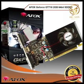 Card Màn Hình VGA AFOX GT730 Card Đồ Họa 2G Rời Cho Máy Tính PC - OHNO VIỆT NAM