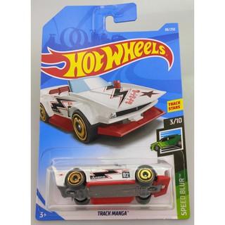 Xe mô hình Hot Wheels Track Manga FYF35