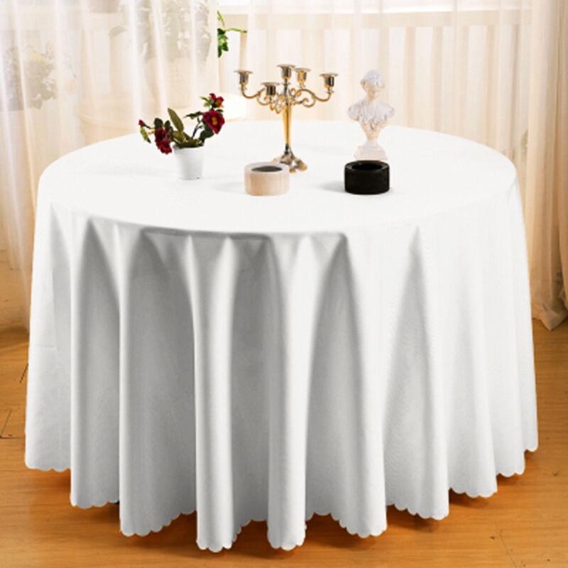 khăn trải bàn tròn màu trơn - 23060295 , 6203602361 , 322_6203602361 , 170300 , khan-trai-ban-tron-mau-tron-322_6203602361 , shopee.vn , khăn trải bàn tròn màu trơn