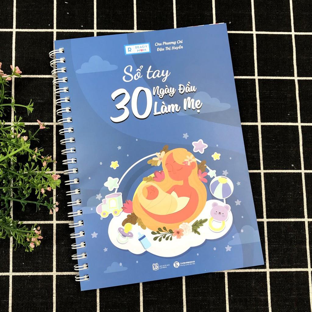 Sách - Sổ Tay 30 Ngày Đầu Làm Mẹ