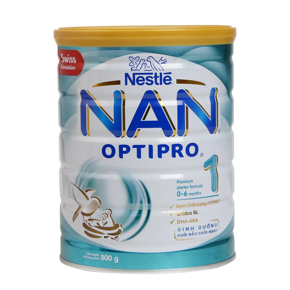 Sữa bột Nan pro số 1 800g