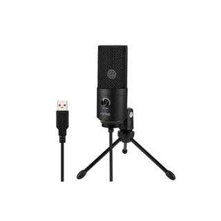 MICRÔ USB FIFINE GHI ÂM CHUYÊN NGHIỆP VỚI NÚT XOAY ÂM LƯỢNG K669B